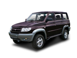 UAZ Patriot 2008-2014 LIMITED